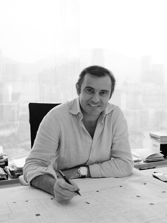 Marcus Foley, Founding Partner and Group Managing Director at PDM International