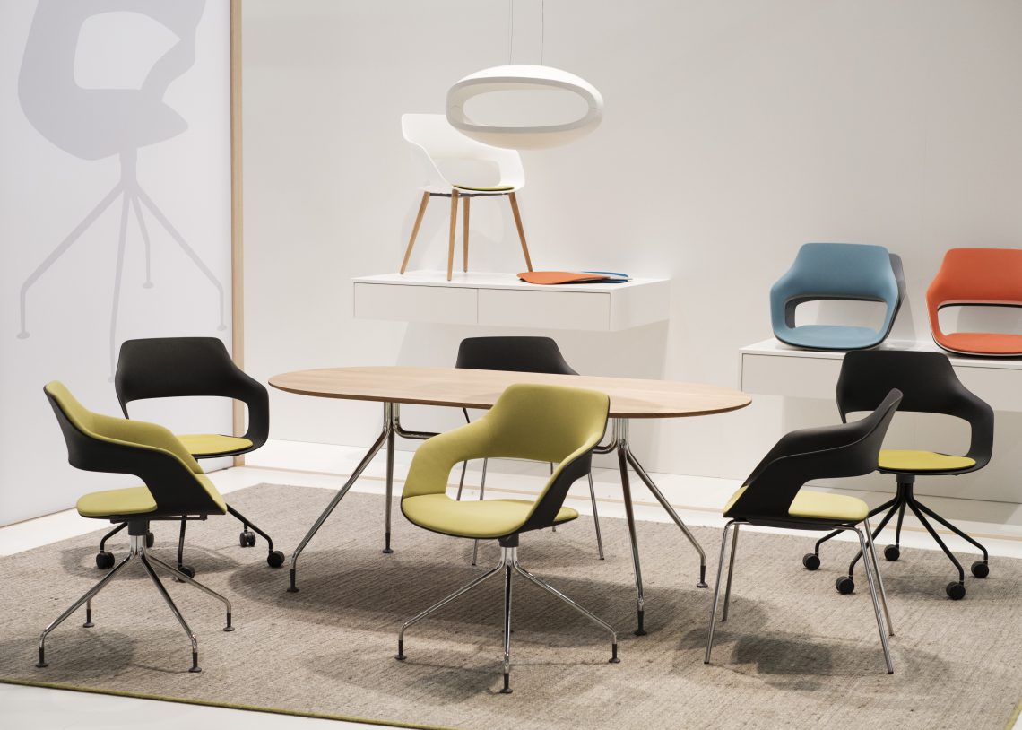 Wilkhahn S Review To Orgatec 2016 Ready For Office 4 0