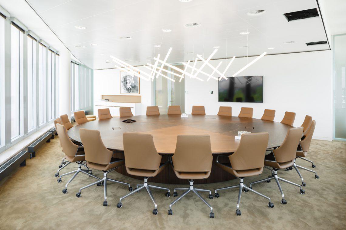 Kleinerer Konferenzraum