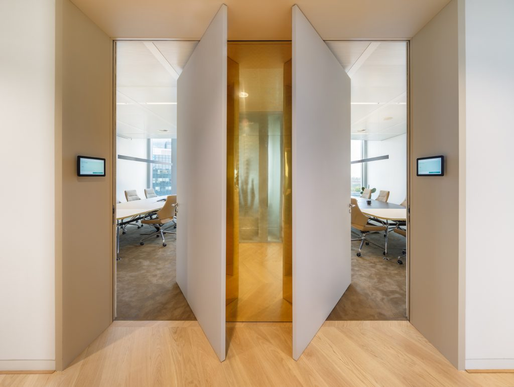conference room entrance