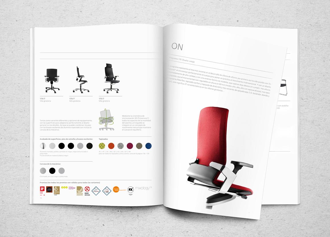 avec le catalogue 2017 2018 wilkhahn pr sente ses toutes derni res innovations pour un. Black Bedroom Furniture Sets. Home Design Ideas