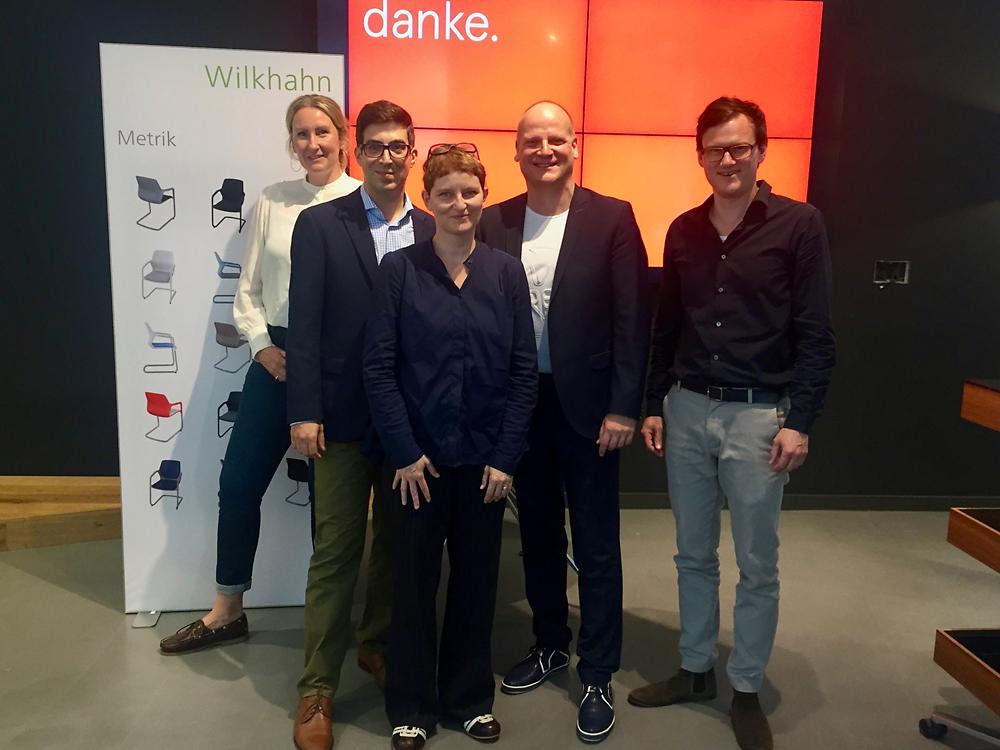 Neue arbeitswelten bdia vortragsreihe mit occo und metrik for Designfunktion berlin