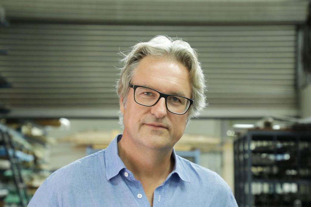 Designer Andreas Störiko, photo: Martin Mai