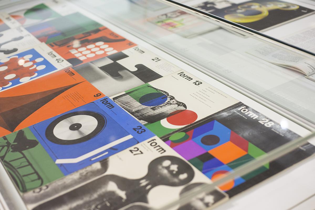 Zeitschriften form