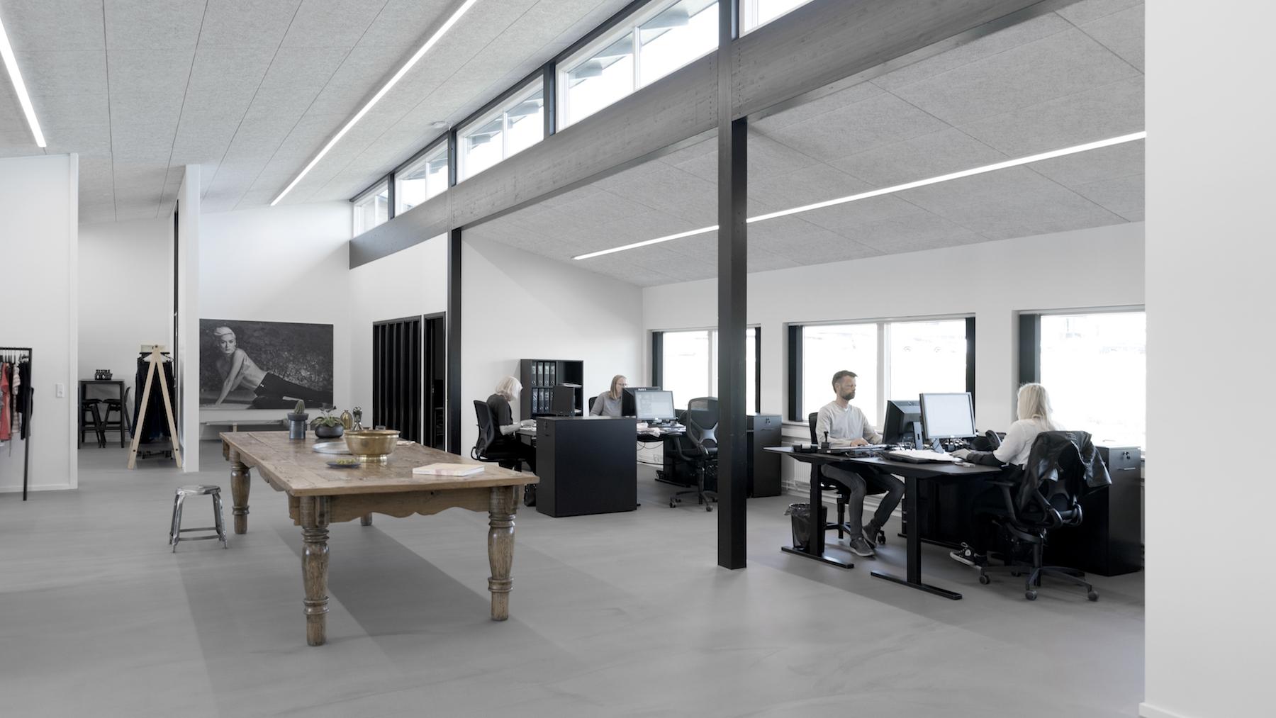 Wilkhahn équipe les bureaux de l entreprise de mode « brands of