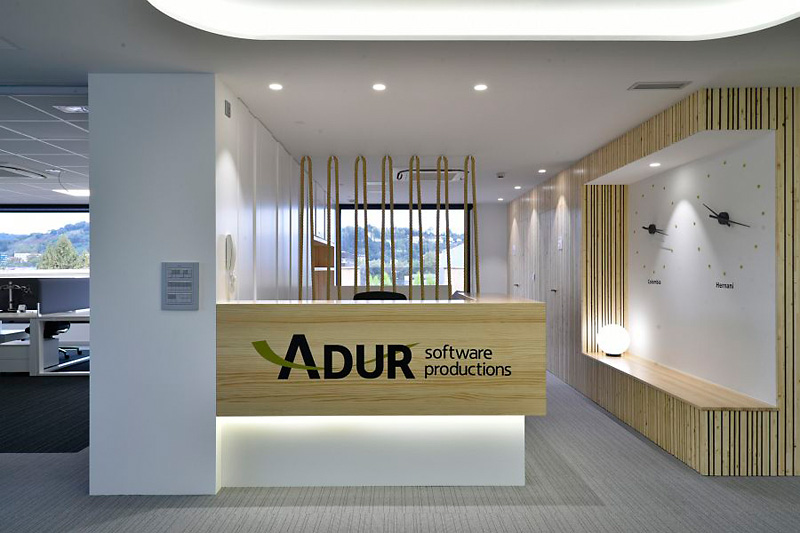 Foyer at Adur: photographer: David Muñiz