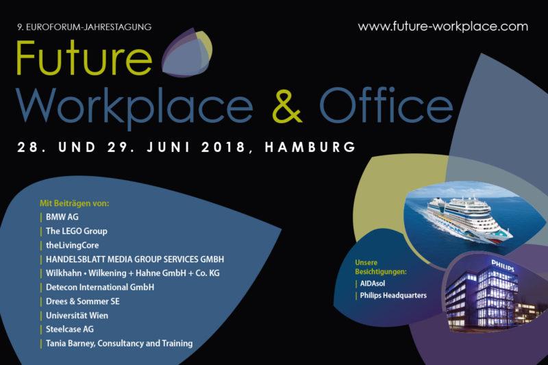 Future Workplace Jahrestagung 2018 Hamburg