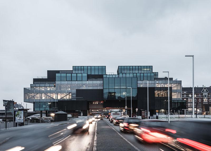 DAC, BLOX, Kopenhagen, Ellen van Loon, OMA