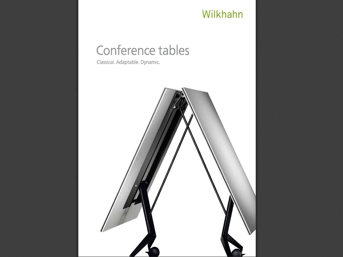 Wilkhahn Konferenztische