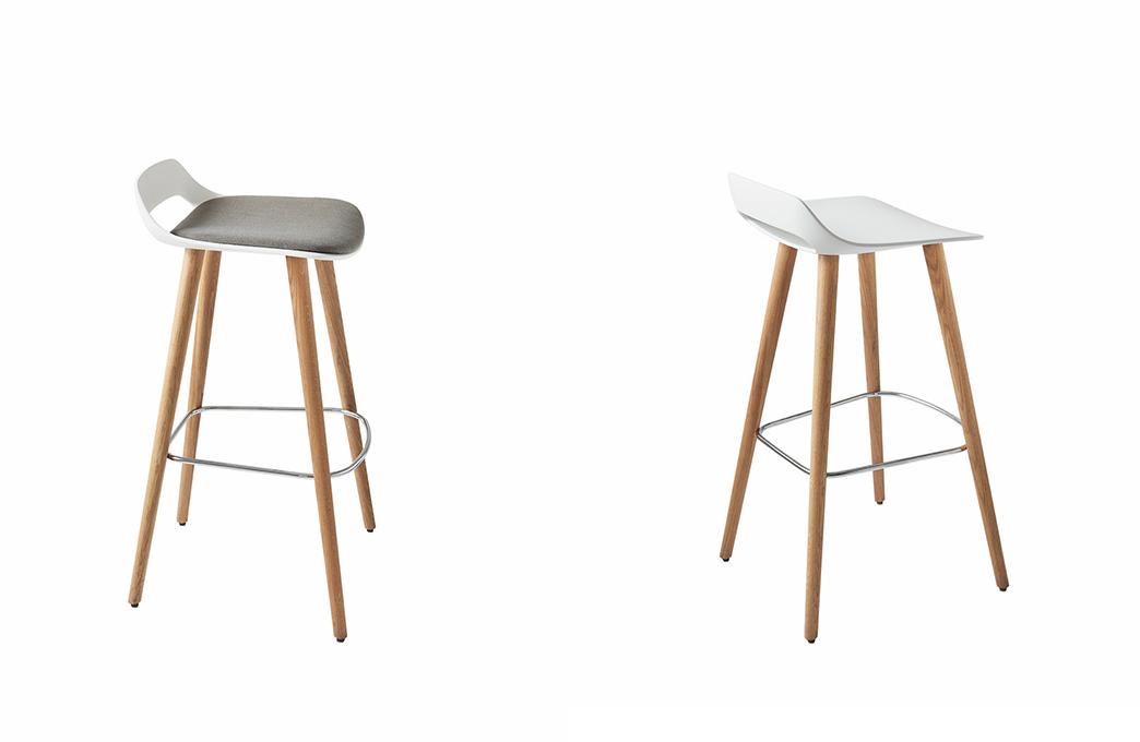 Admirable A Bar Stool For The Occo Sc Chair Range Machost Co Dining Chair Design Ideas Machostcouk
