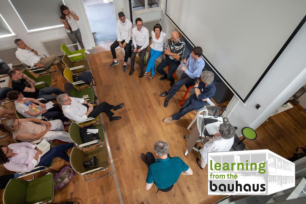 """Wilkhahn-Symposium 2019: """"Bauhaus: Lehren für eine digitalisierte Welt?"""""""