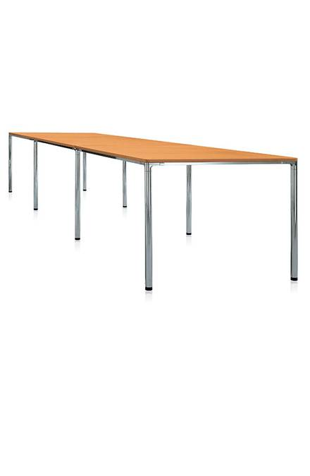 conference table contas variable table table systems wilkhahn. Black Bedroom Furniture Sets. Home Design Ideas
