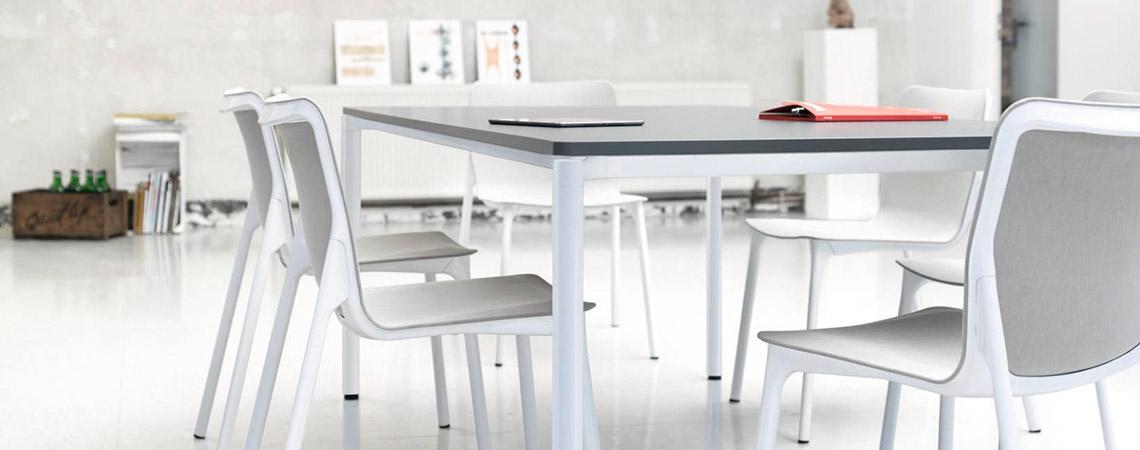 Konferenztisch, Bürotisch Concentra-Conversa / Wilkhahn /Büromöbel