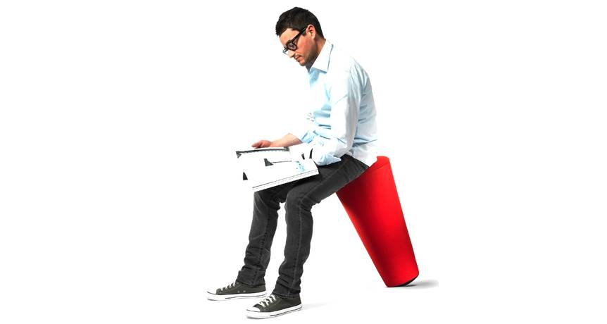 Stand Up Like A Sit Stand Stool Wilkhahn Dynamic Office