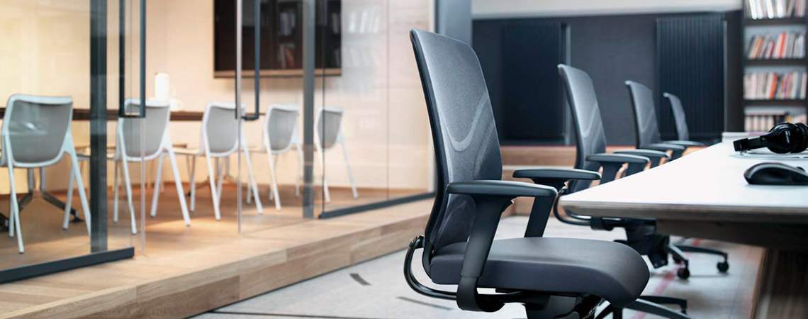 ergonomic office chair in task chair with trimension