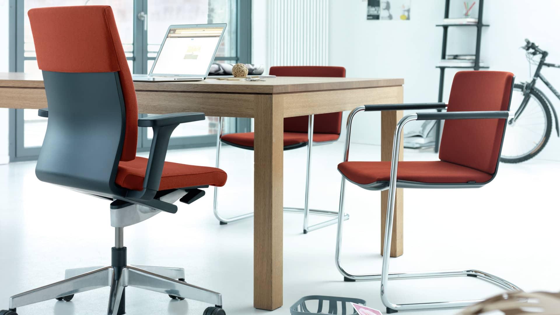 Silla de oficina Neos / Programa sillas giratorias 180 / sillas de ...