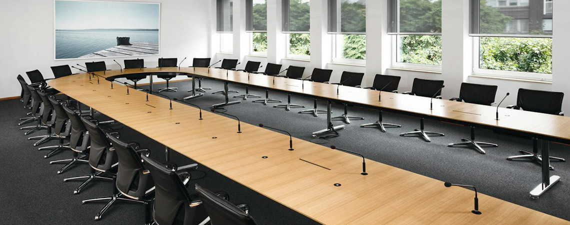 Table System Travis Conference Table Meetingtable
