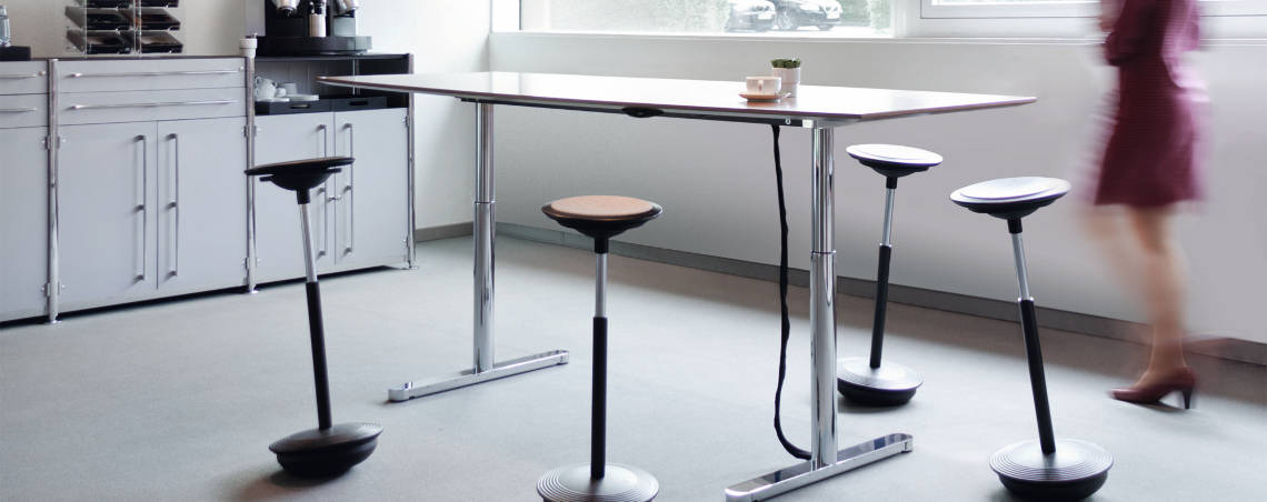Travis Heightadjustable Conference Table Dynamic Conference By - Height adjustable meeting table